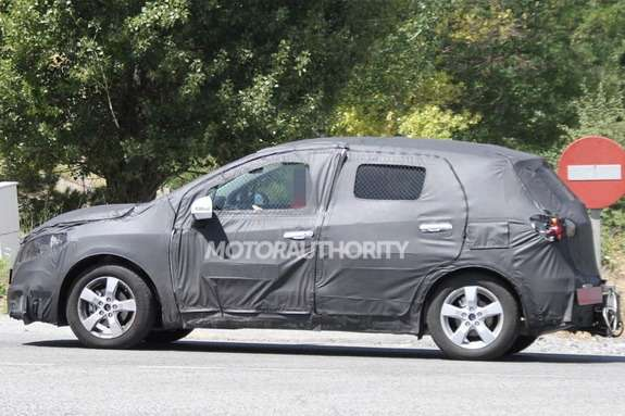 New Suzuki SX4 SportBack side view