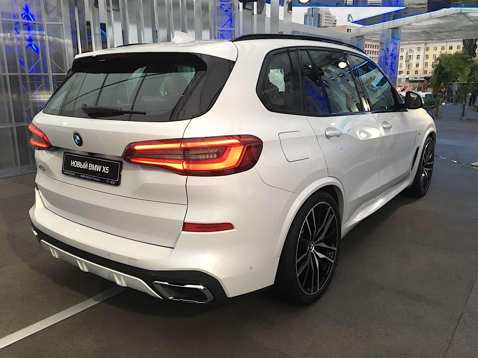 Абсолютно новый BMW X5всплыл вМоскве. Задолго доофициальной премьеры!— фото 889849