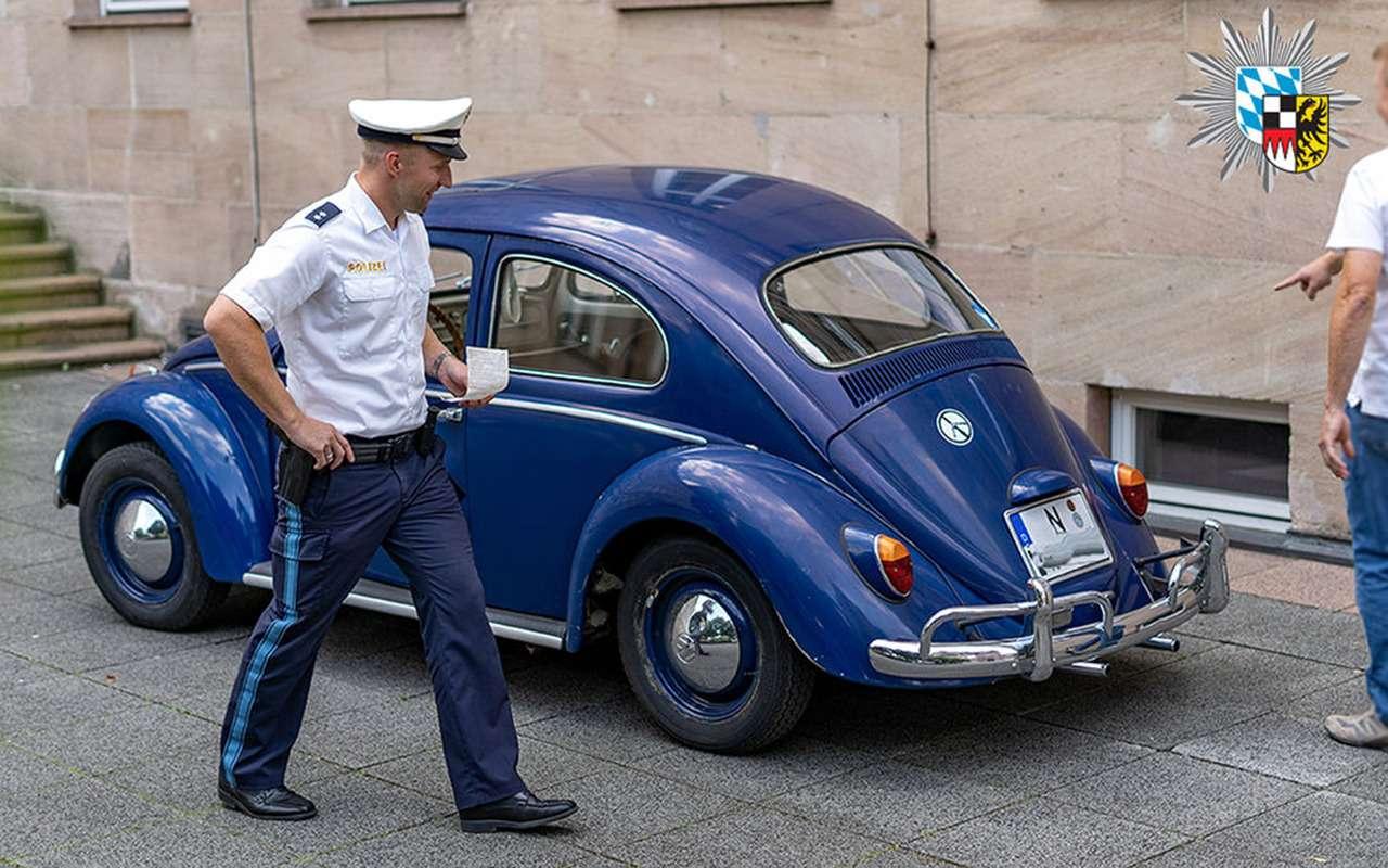 Поломки устранены, герр офицер! Спустя 30лет!— фото 1146891