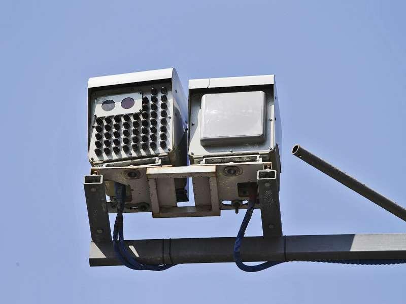 В Подмосковье начали работать камеры, замеряющие среднюю скорость