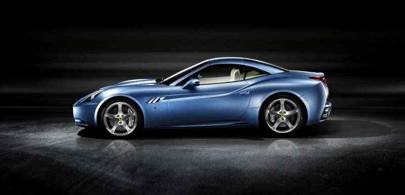 Калифорнийский жеребец Ferrari— фото 349286
