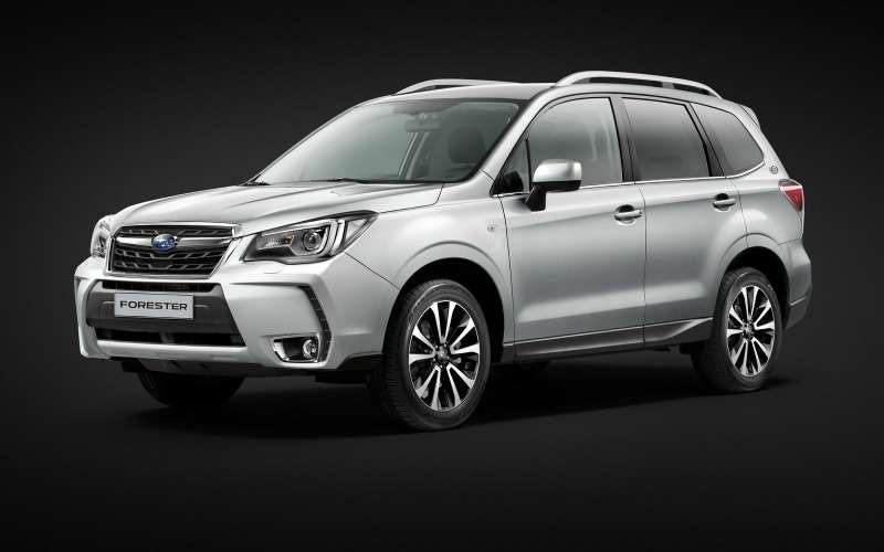 Subaru выпустила юбилейный Forester сМКП. Налетай, ценители!