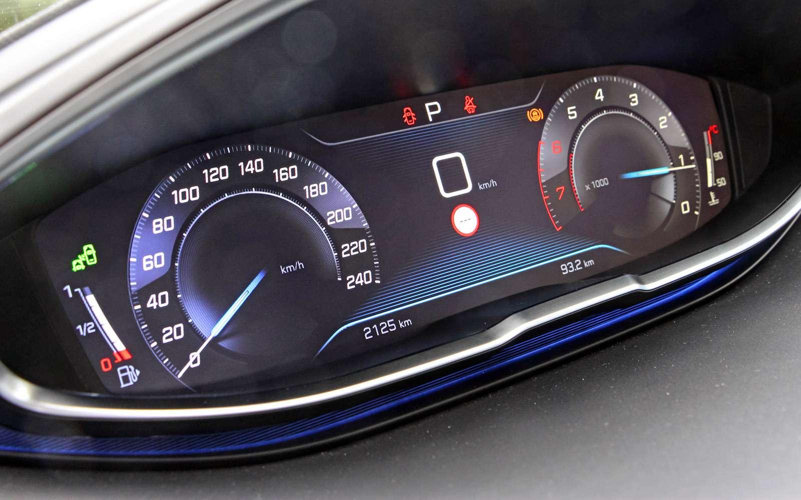 Новый Peugeot 5008: всемером попаркету— фото 736351