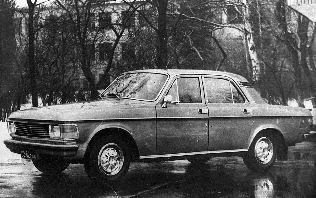 12версий ГАЗ-3102, которых выникогда не видели— фото 1007758