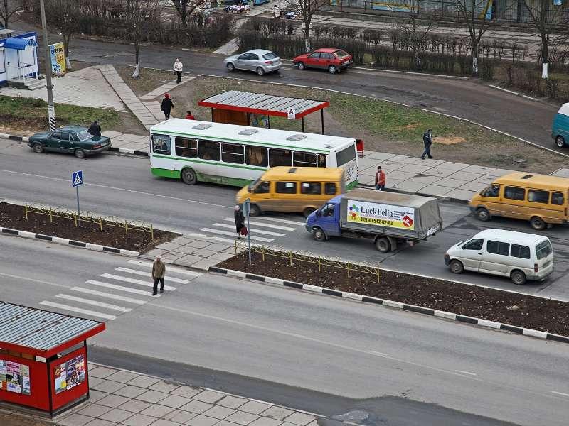 ГАИозаботилась безопасностью пешеходов