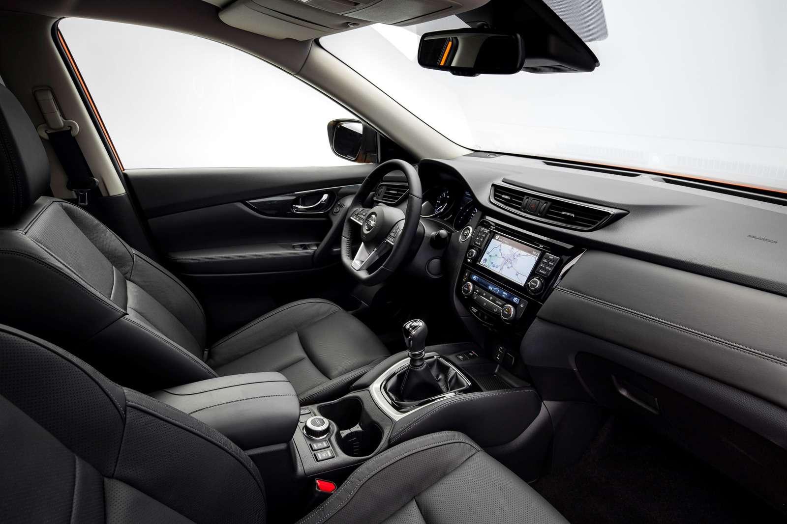 Обновленный Nissan X-Trail будут собирать вРоссии (однажды)— фото 760057