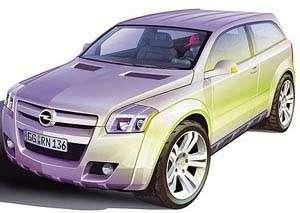 Новый Opel Frontera появится впродаже следующей весной— фото 104797