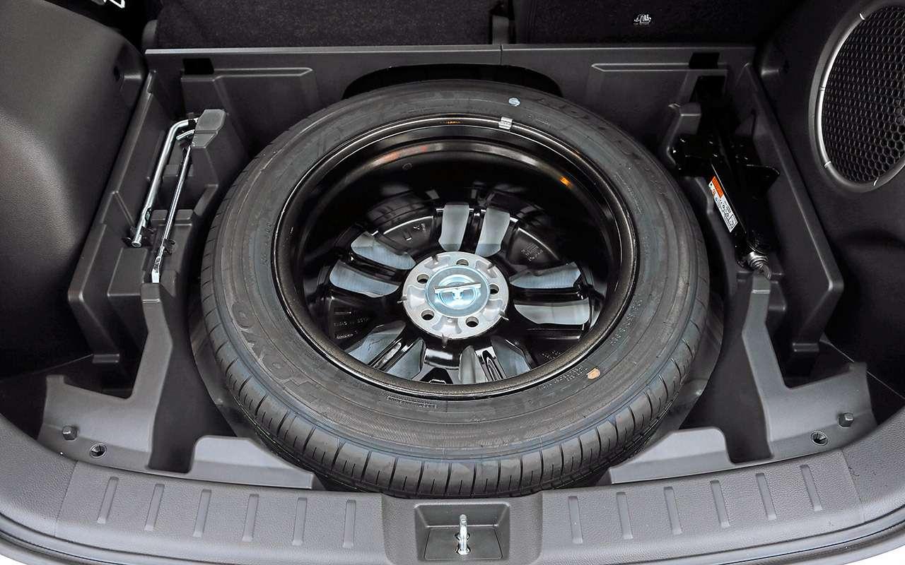 Haval F7x, Mitsubishi Eclipse Cross, Renault Arkana— тест вцифрах— фото 1081973