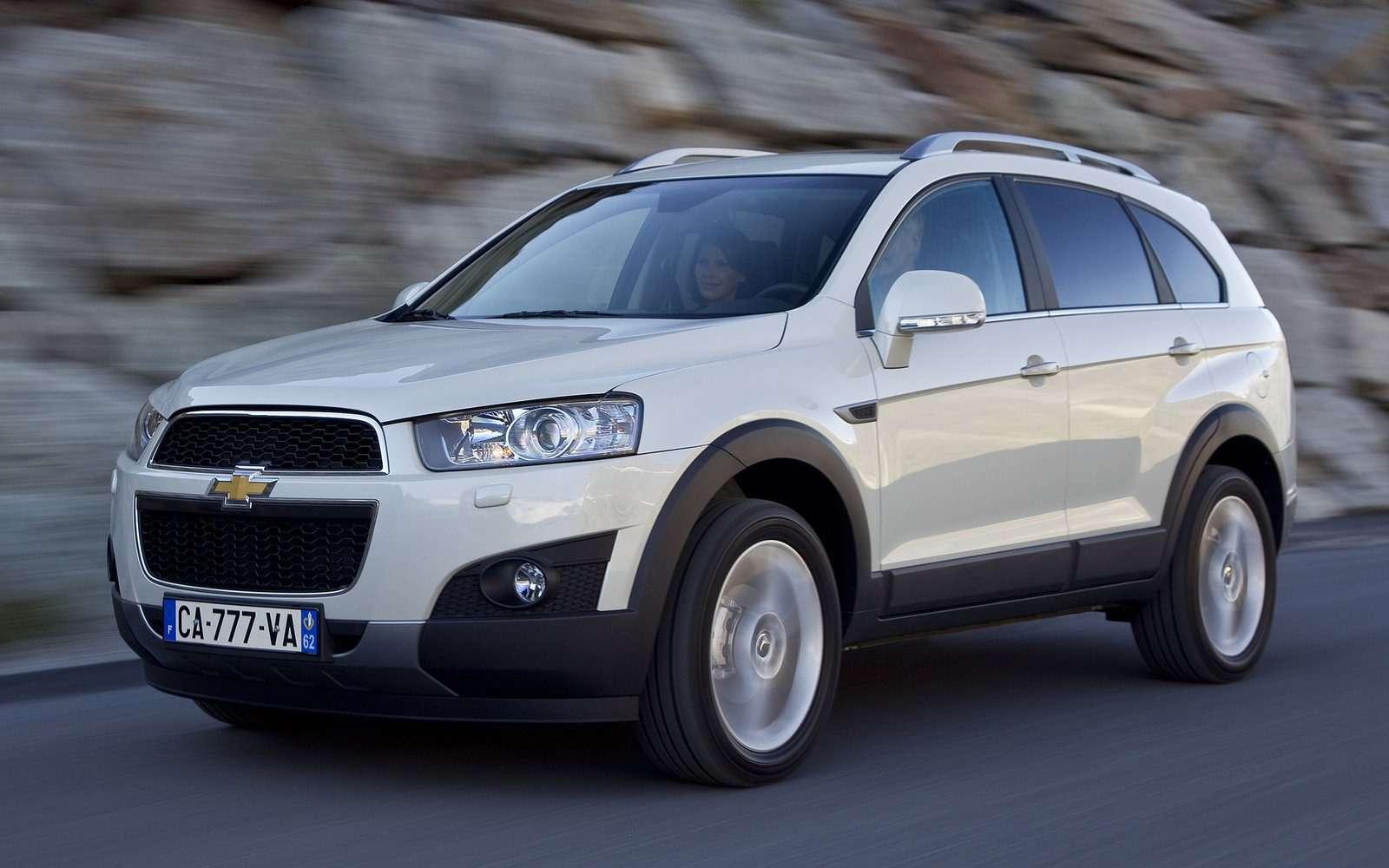 Chevrolet Captiva иCruze могут вернуться нароссийский рынок— фото 843505
