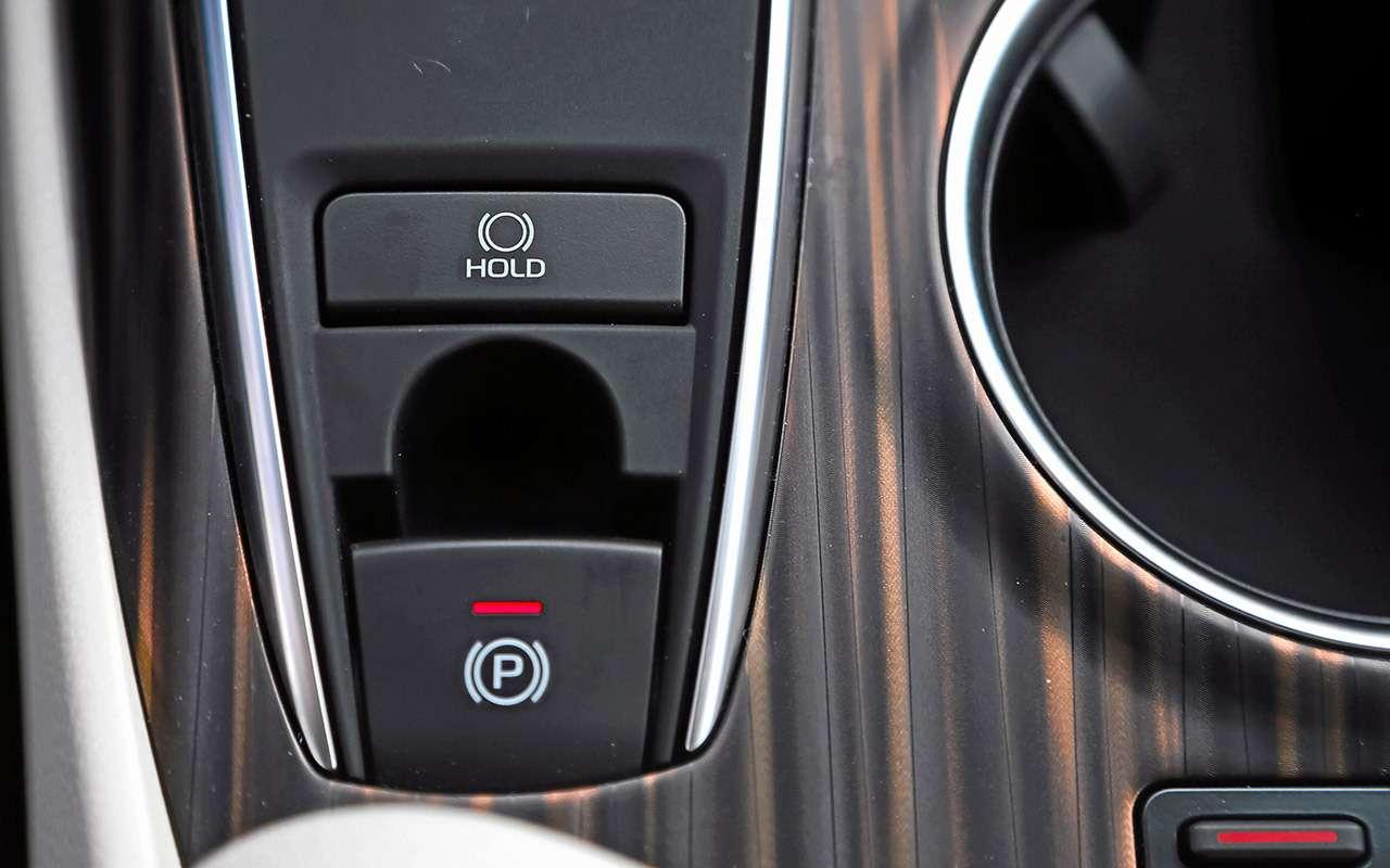 Toyota Camry против конкурентов— сравнительный тест— фото 882438