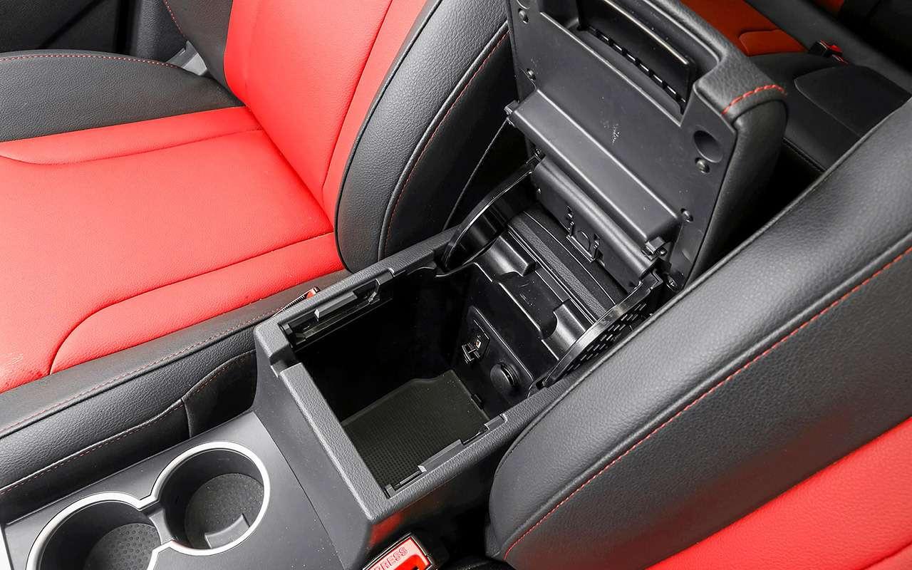 Большой тест кроссоверов: обновленный Ford EcoSport иконкуренты— фото 911205
