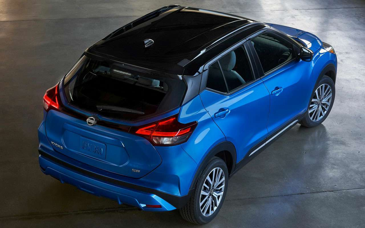 Nissan обновила конкурента Hyundai Creta— фото 1207719