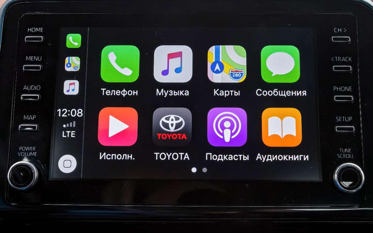 Обновленный Toyota C‑HR: все вопросы— ккомплектациям!— фото 1121384