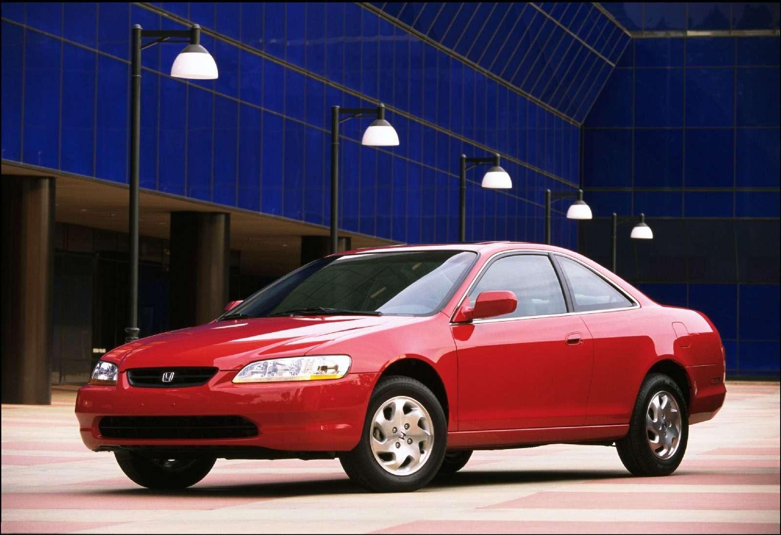 Honda Accord празднует 40-летний юбилей— фото 603987