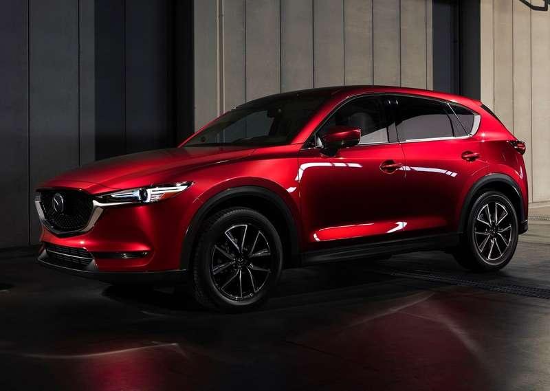 Североамериканская версия новейшей Мазда CX-5 получит дизель
