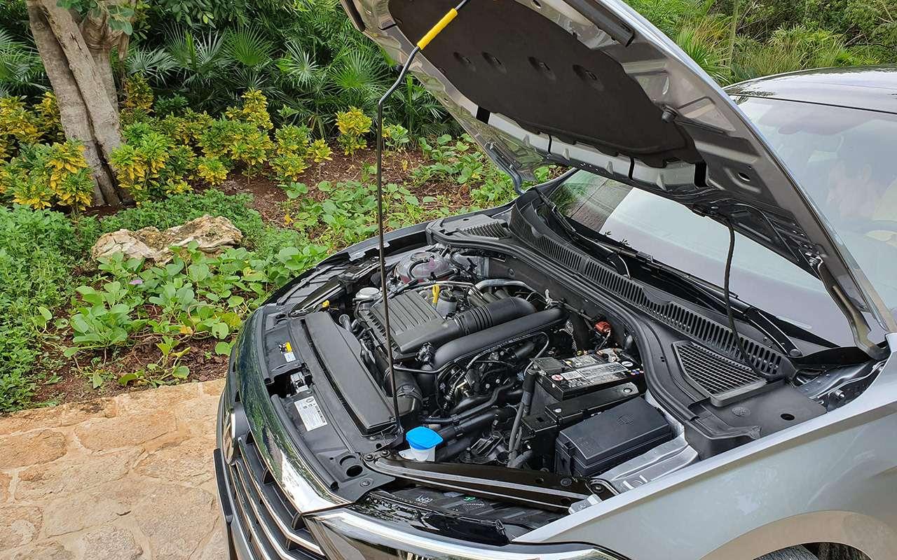 Новый седан Volkswagen Jetta: первый тест-драйв!— фото 1007012
