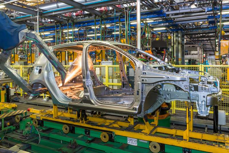 Mass production of Lada Xray cars launched in Tolyatti, Russia