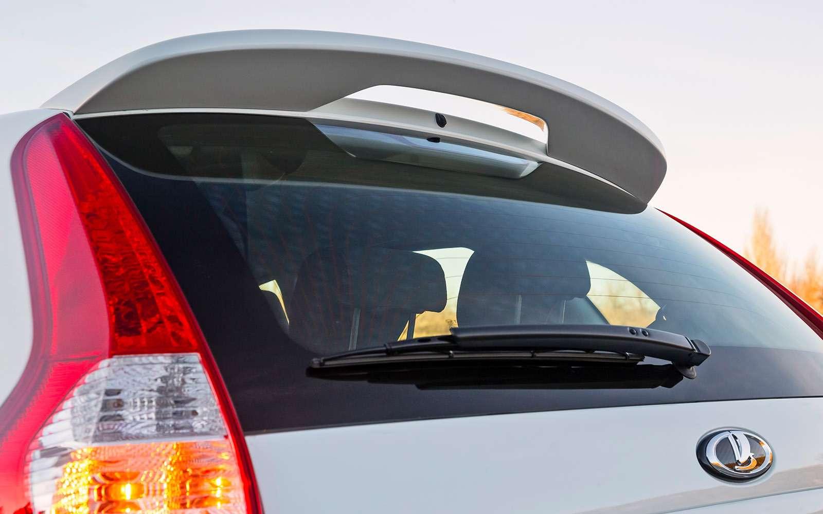 Lada Drive Active: горячие Гранта иКалина— фото 685738