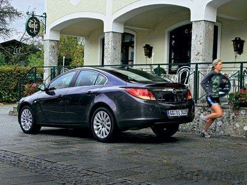 Презентация Opel Insignia: Кто музыку заказывает?— фото 90527