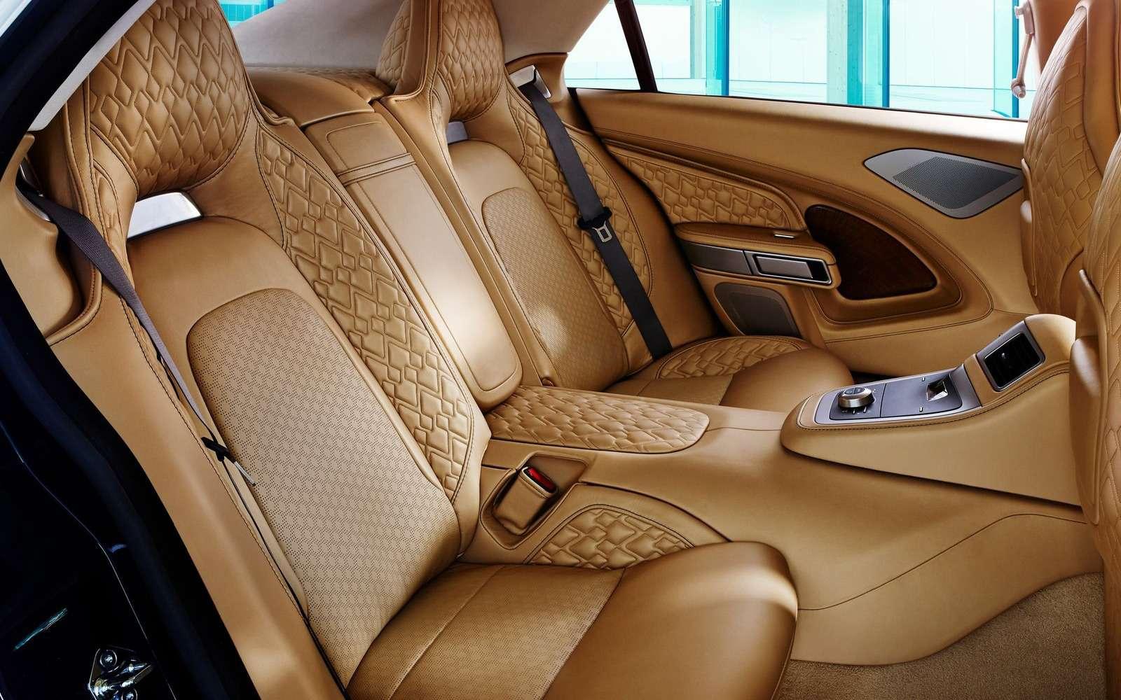 6 роскошнейших серийных автомобилей вмире— фото 802137