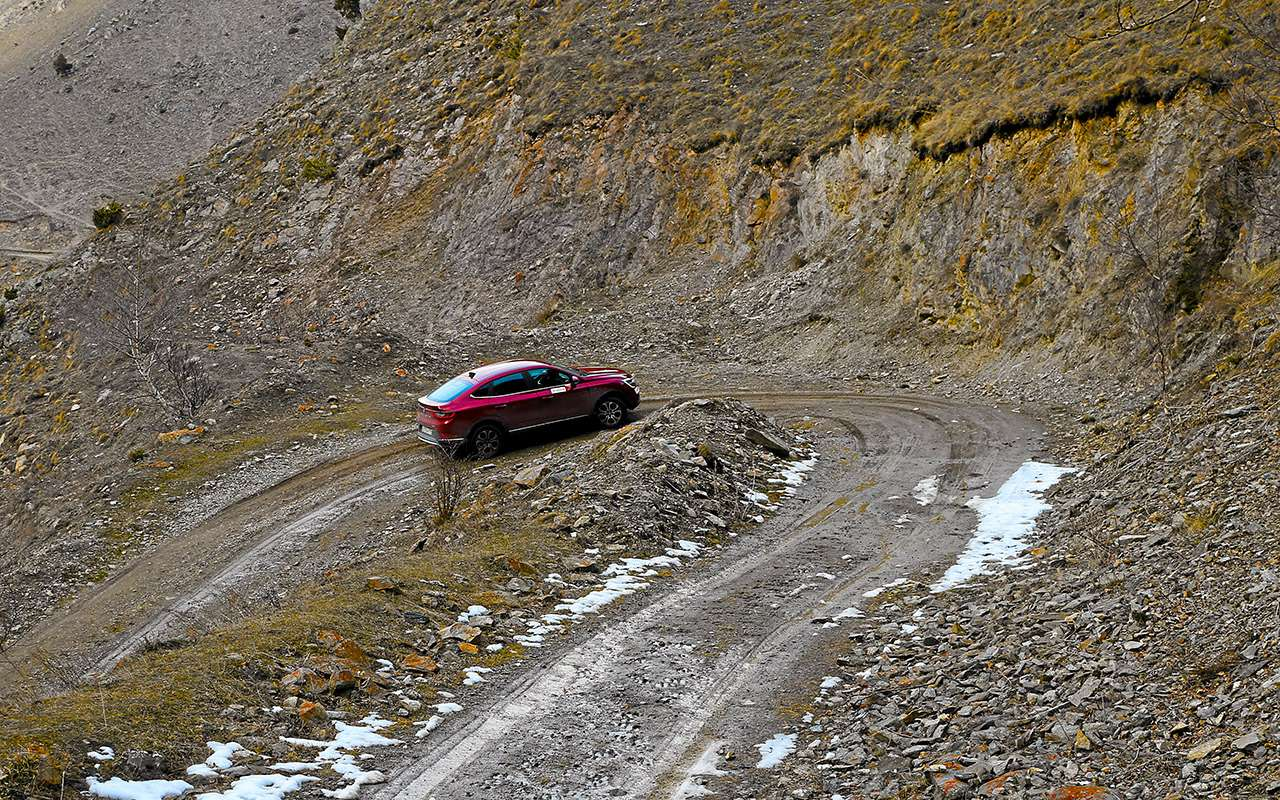 Renault Arkana стурбо ивариатором: реально жесткий тест— фото 1244660