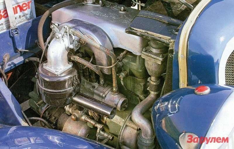 Hanomag Rekord Diesel Typ D19