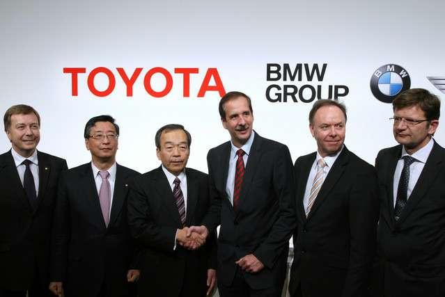 BMWToyota cooperation