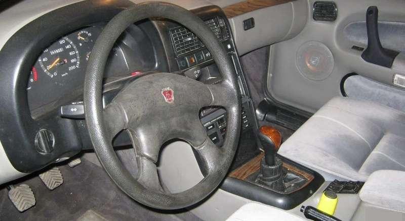 В продаже появилась редчайшая полноприводная Волга смотором V8