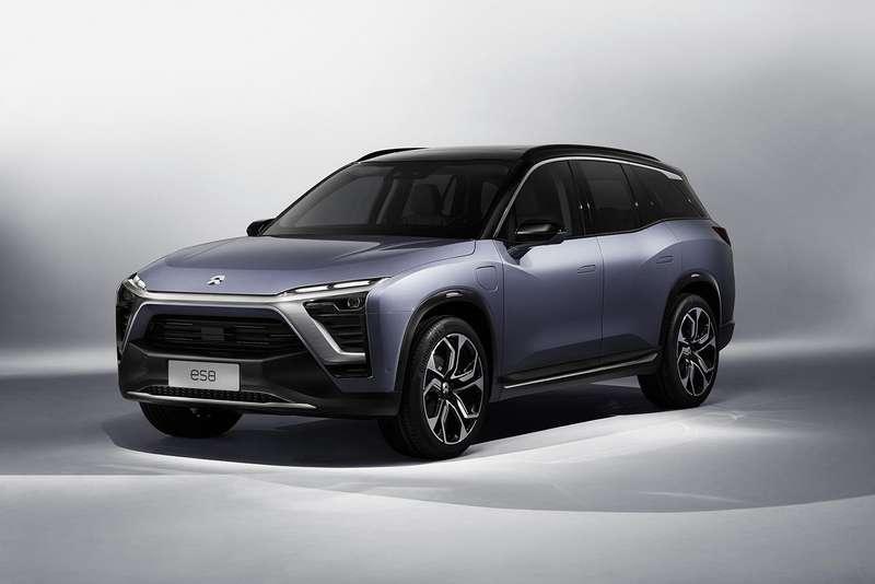 Приморцы будут ездить накитайских электромобилях-внедорожниках
