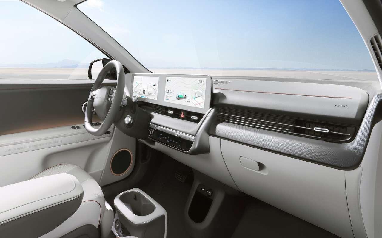 Hyundai Ioniq 5: мировая премьера кроссовера— фото 1225819