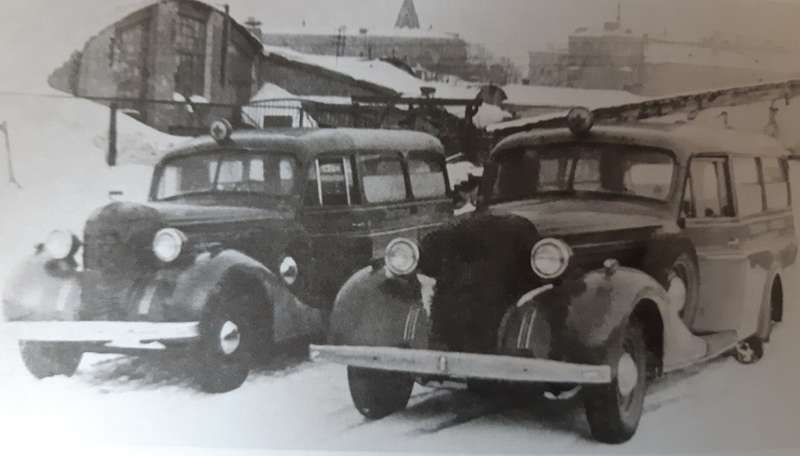Редкие кадры: вот куда пропадали списанные вСССР лимузины (игрузовики)