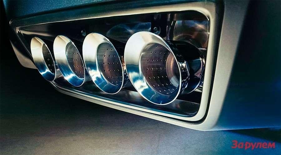 Corvette Stingray: тачка G— фото 259779