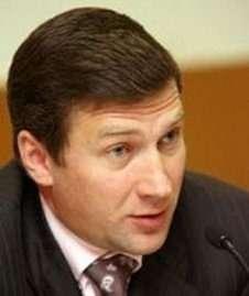 Андрей Дементьев, зам. министра Минпромторга РФ