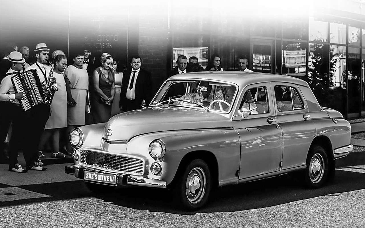 Наши заграницей: вочто превращались автомобили СССР вКитае, Корее, наКубе— фото 963666