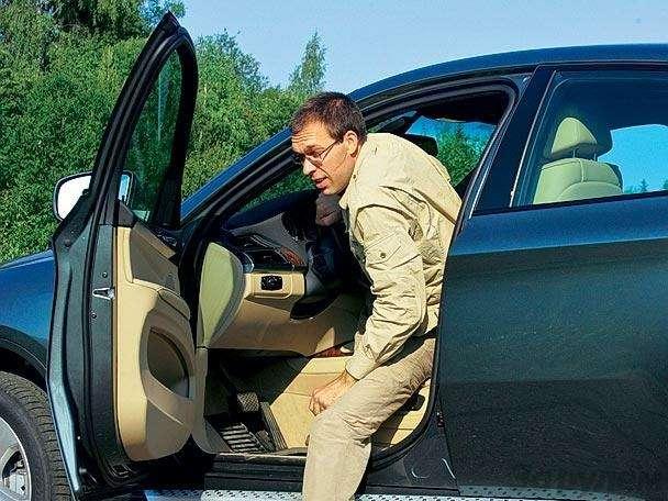 Тест Infiniti FX45, BMW X6: Позакону альбиносов, или Приятные исключения— фото 89575