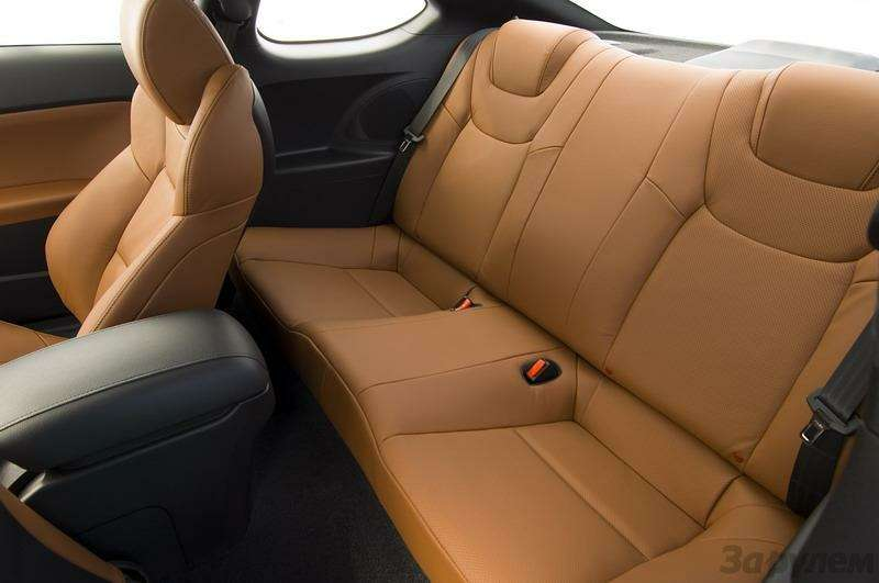 Hyundai Genesis Coupe: ядерный заряд подБМВ— фото 6633