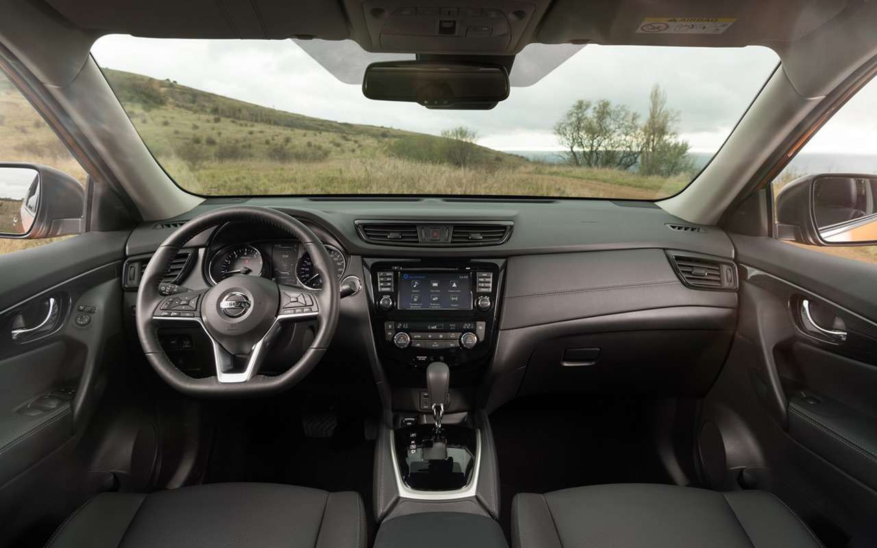 Начались продажи обновленного Nissan X-Trail— фото 929318