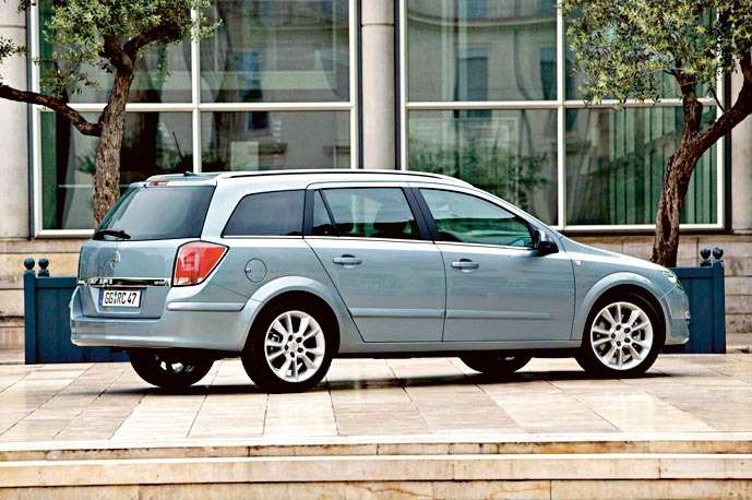 Opel Astra Family Caravan