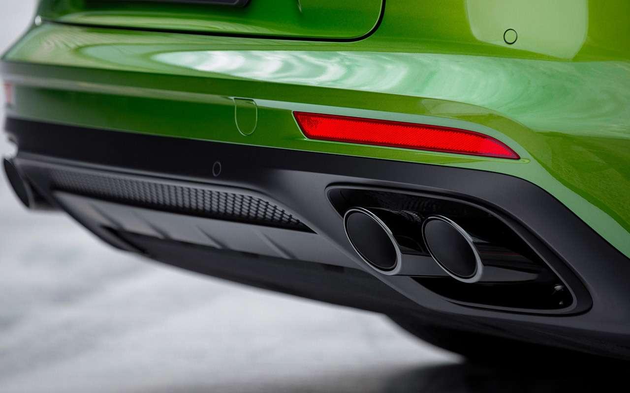 Porsche Panamera GTS— тест-драйв с«раллийным богом» Вальтером Рёрлем— фото 931768