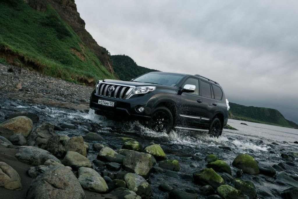 Обновленный Toyota LCPrado приехал вРоссию иБелоруссию— фото 388427