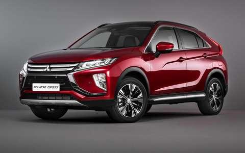 Mitsubishi объявила рублевые цены на Eclipse Cross