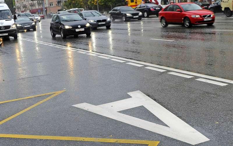 Двойная выделенка: вМоскве продолжают дорожные эксперименты