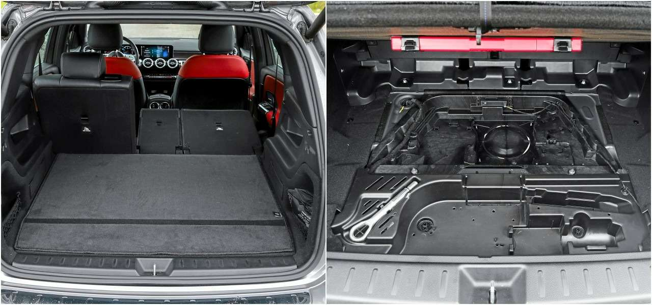 Тест самого дешевого кроссовера Mercedes— фото 1171765