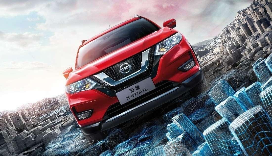 Обновленный Nissan X-Trail начнет сКитая, далее везде— фото 726727