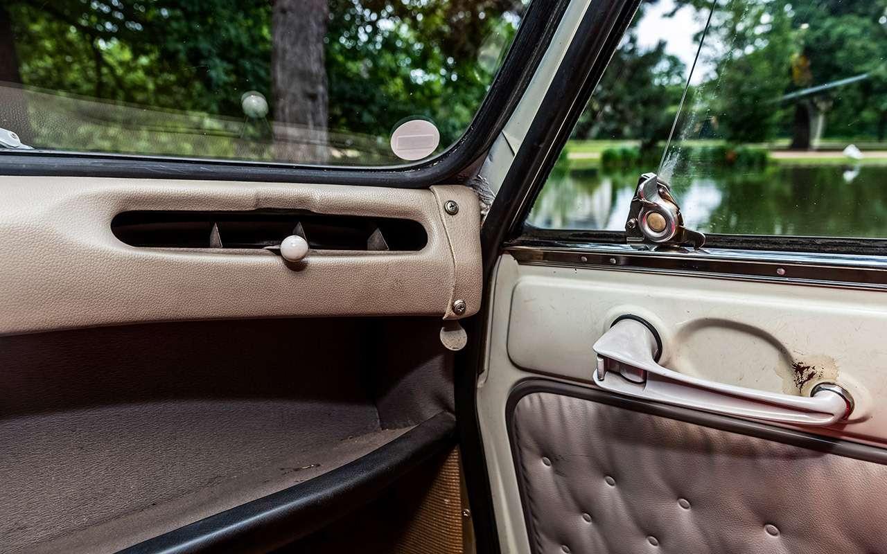 Самый массовый автомобиль Франции— ретротест местной Лады— фото 994526