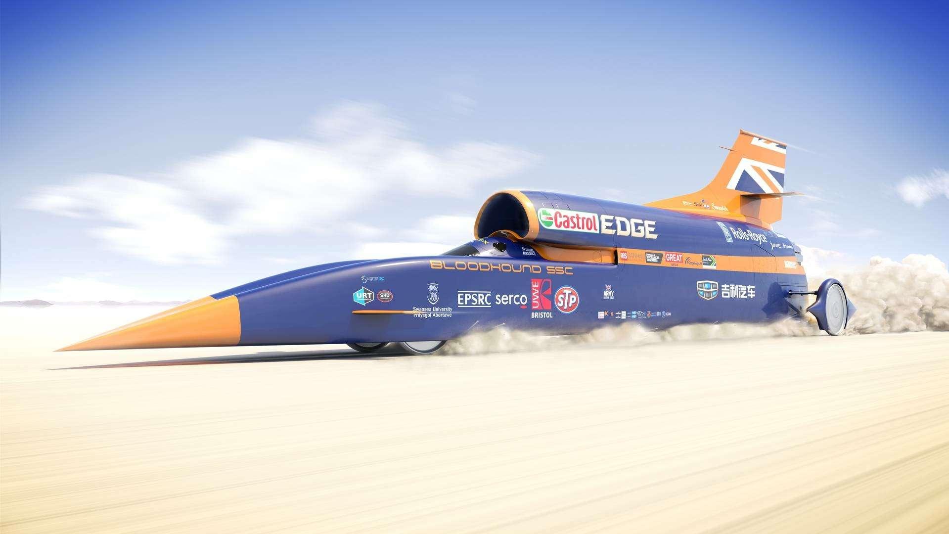 Имбы внебо— самые быстрые автомобили Земли— фото 811646