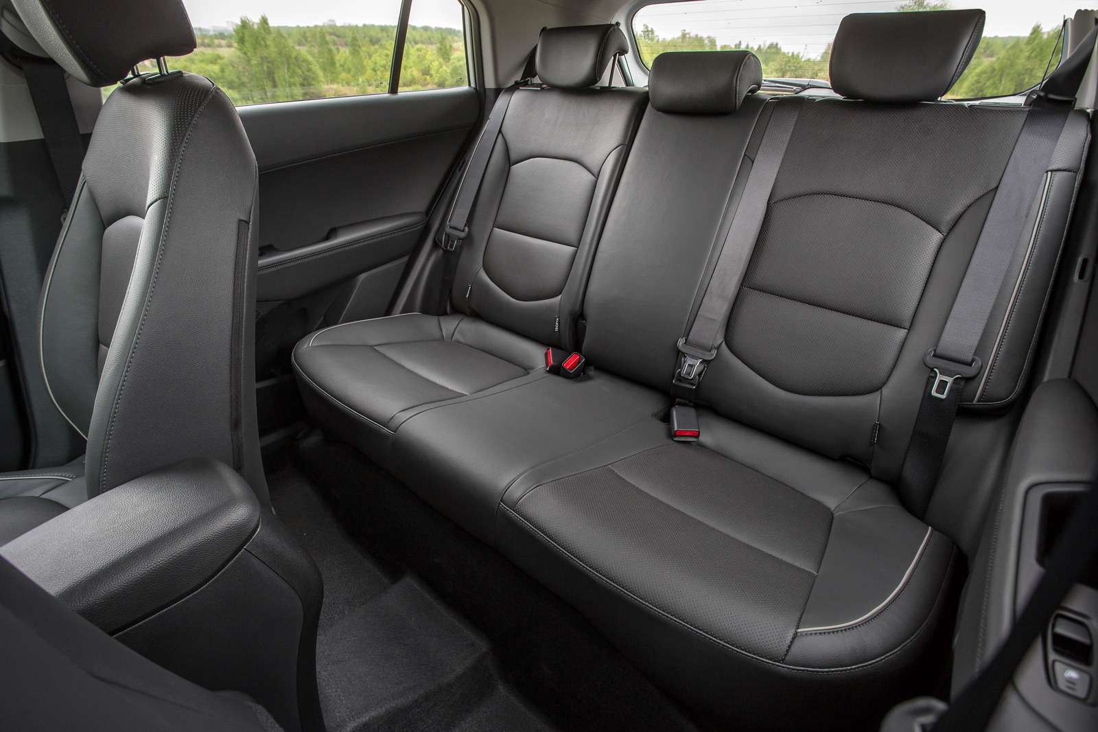 Интерьер Hyundai Creta: подробности— фото 599279