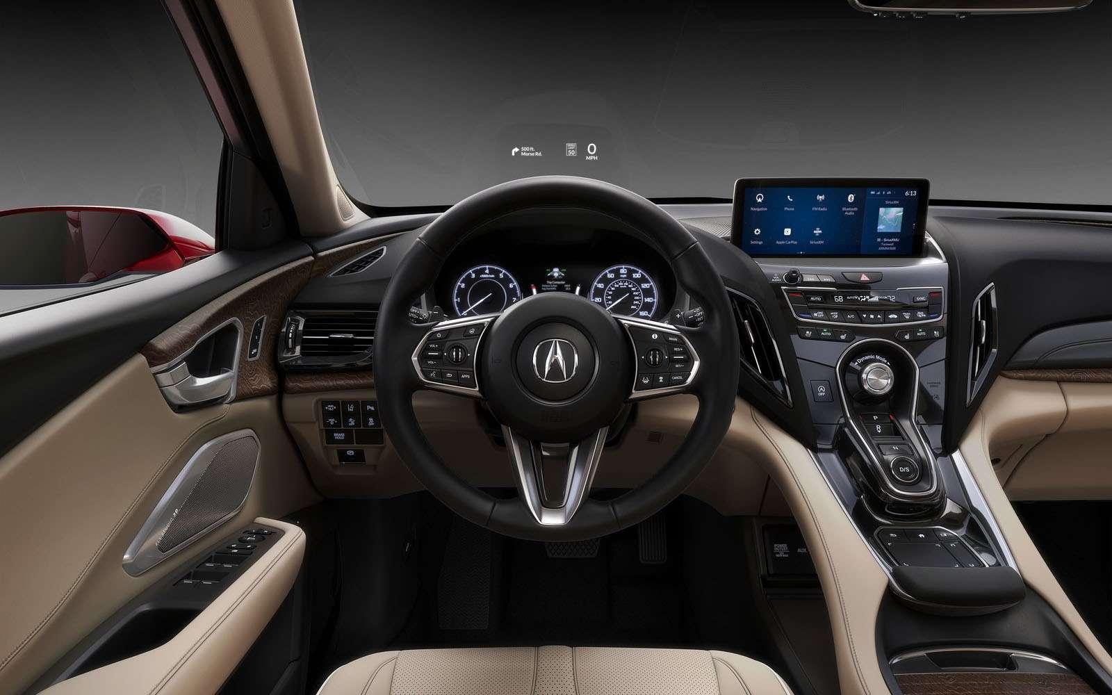 Новая Acura RDX: везите кнам еескорей!— фото 836460