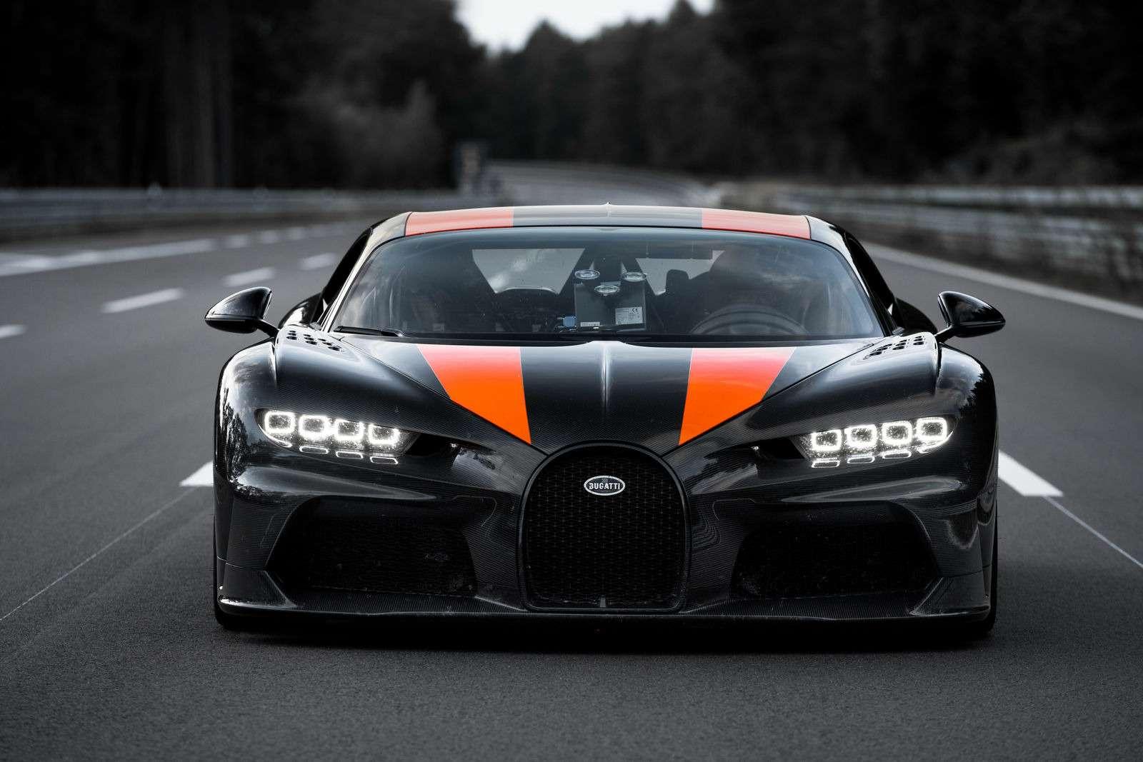 Борьба заскорость завершена: Bugatti остается непревзойденным— фото 995151