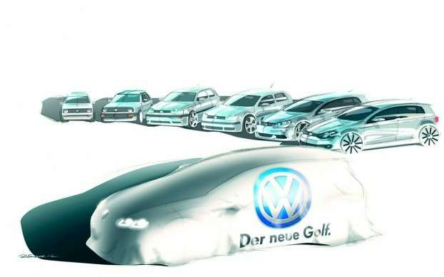 NewVolkswagen Golf teaser_no_copyright